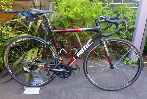 My brand new BMC