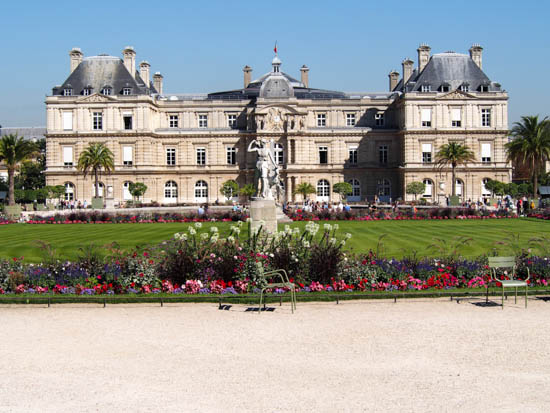Luxenbourg Palace